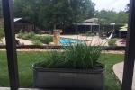 Lodge planters